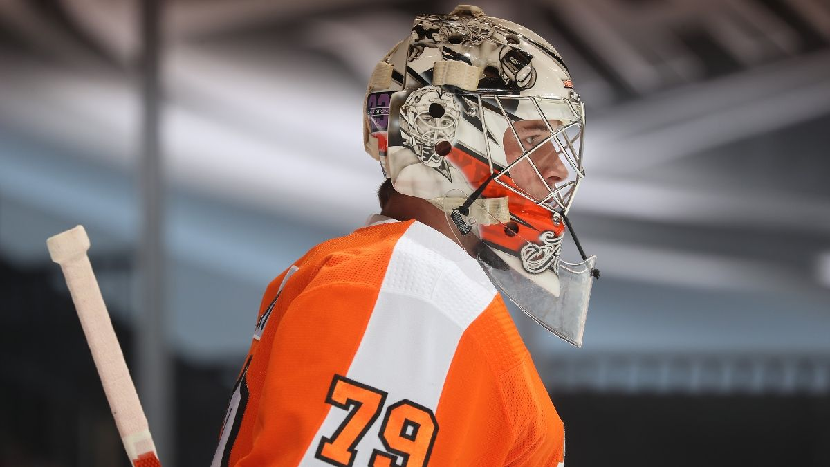 NHL Odds and Picks: Flyers vs. Lightning Betting Predictions (Saturday, August 8) article feature image