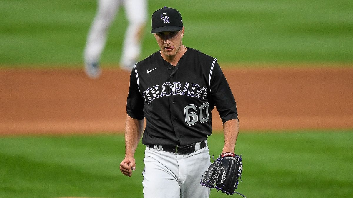 MLB Odds, Picks and Predictions: Colorado Rockies vs. Arizona Diamondbacks (Monday, August 24) article feature image