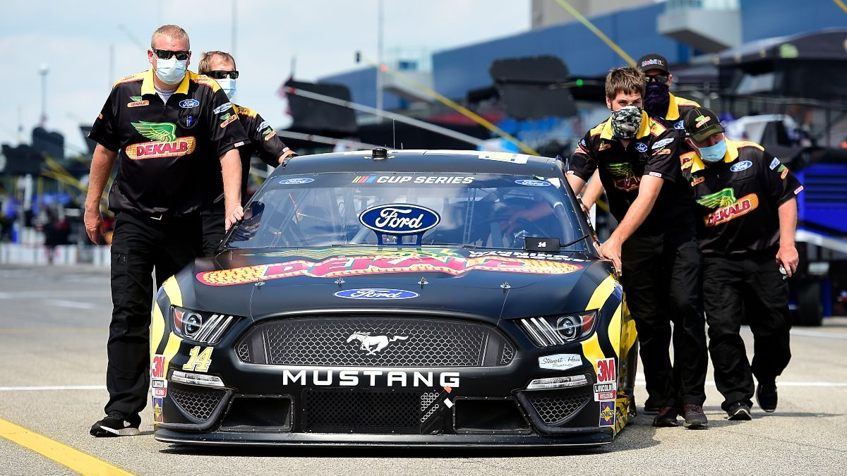 NASCAR at Dover Betting Odds & Picks: Take This Plus-Money Prop at Saturday's Drydene 311 article feature image