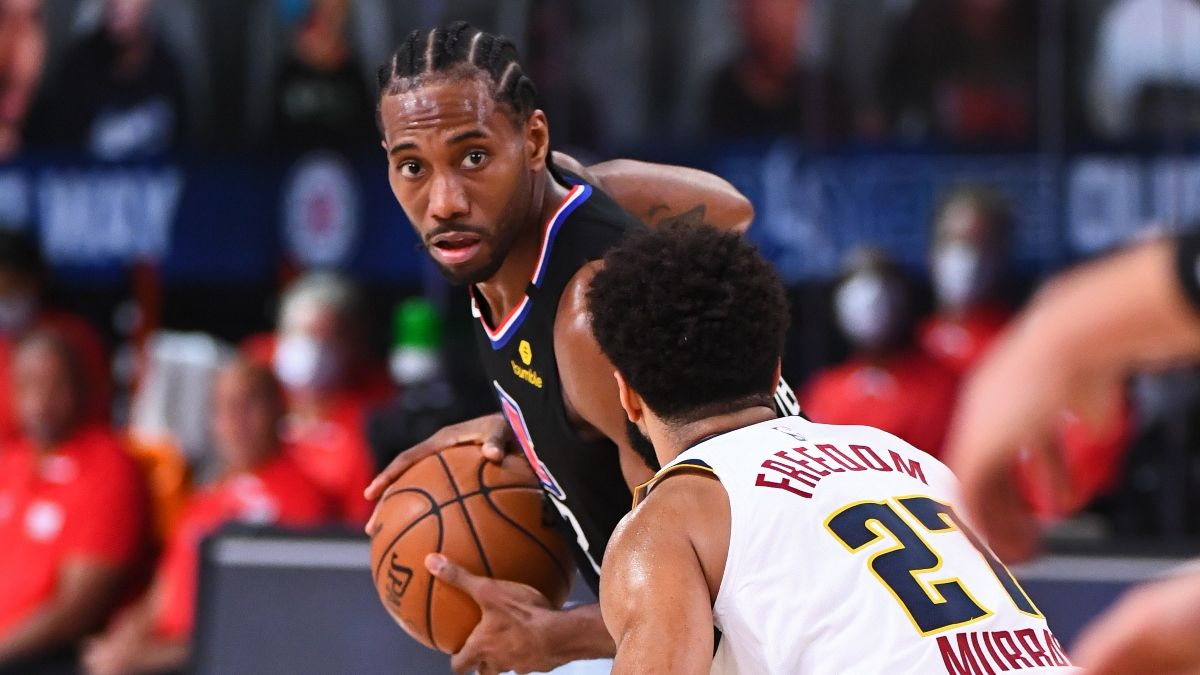Clippers vs. Nuggets Game 3 Betting Odds, Picks & Predictions (Monday, Sept. 7) article feature image