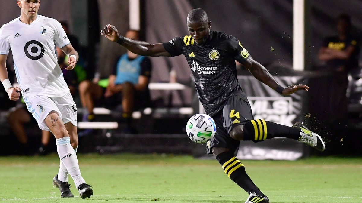 Thursday MLS Picks: How To Bet Red Bulls vs. New York City FC, Columbus Crew vs. Chicago Fire article feature image