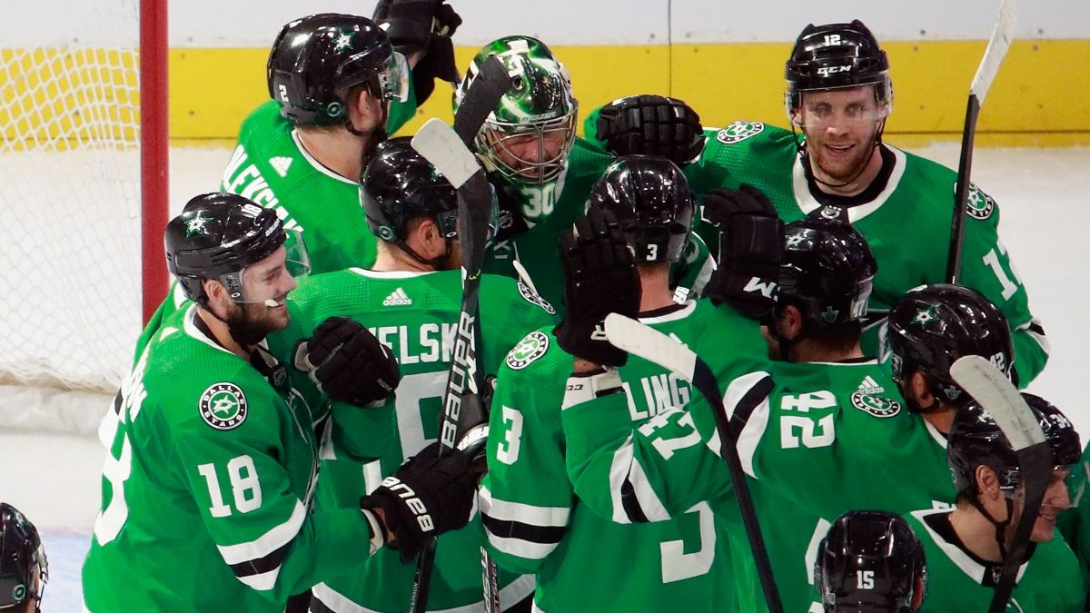 Flames vs. Stars Odds & Pick: Dallas Undervalued In Game 3 article feature image