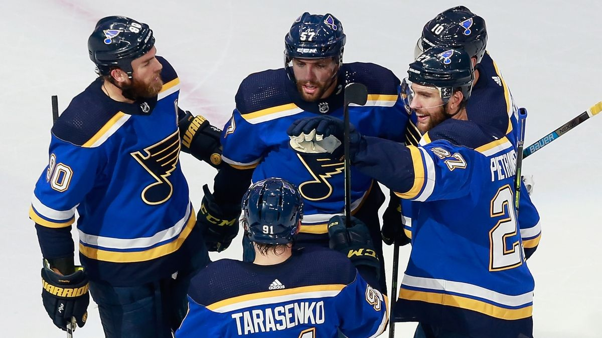 Canucks vs. Blues Game 2 Odds & Pick (Friday, August 14): Don't Bail on the Blues Just Yet article feature image