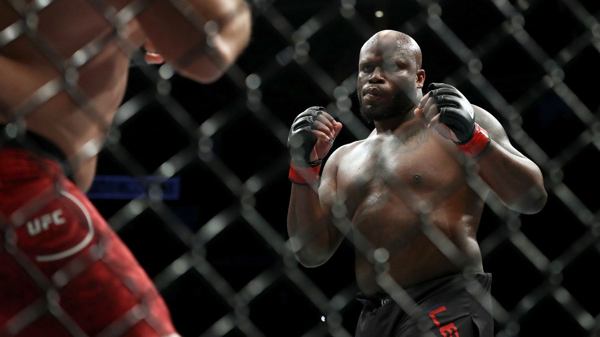 UFC Fight Night Betting Odds: Derrick Lewis Favored to Win By Stoppage vs. Aleksei Oleinik article feature image