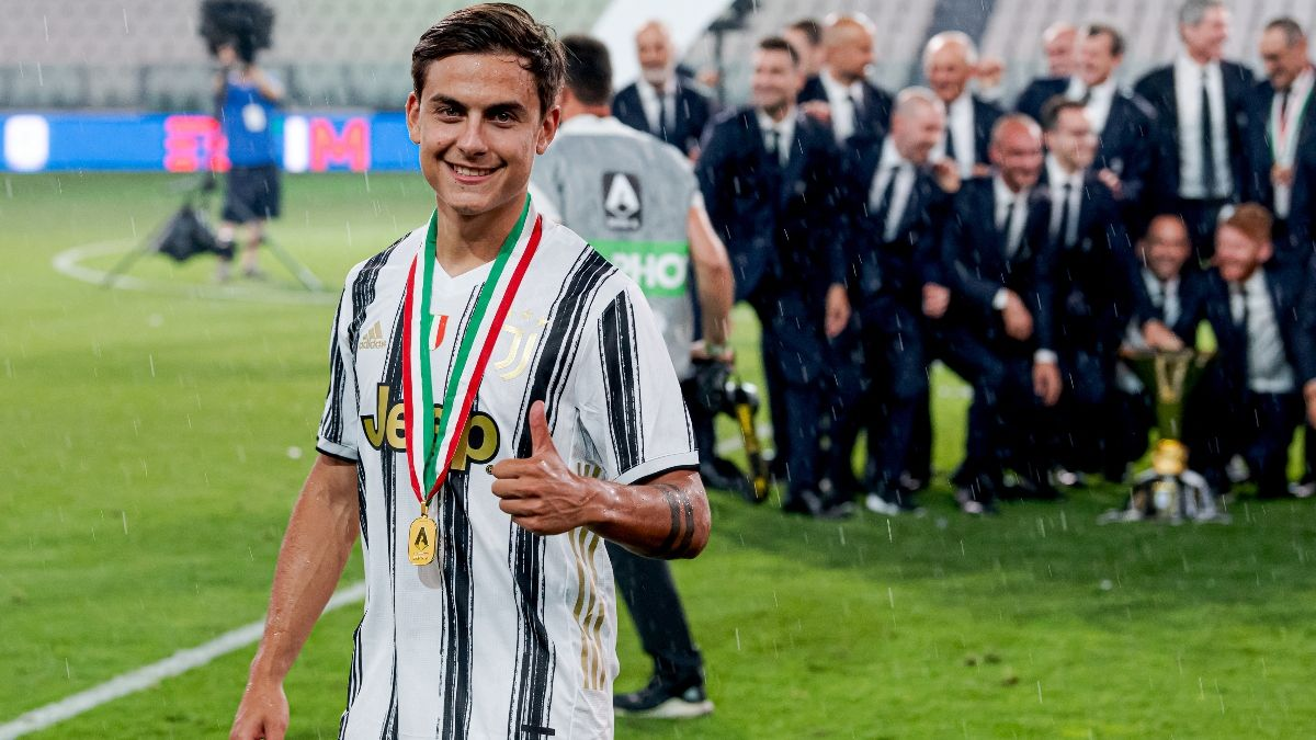 Champions League Odds & Picks: Back Juventus vs. Lyon With Dybala's Return article feature image