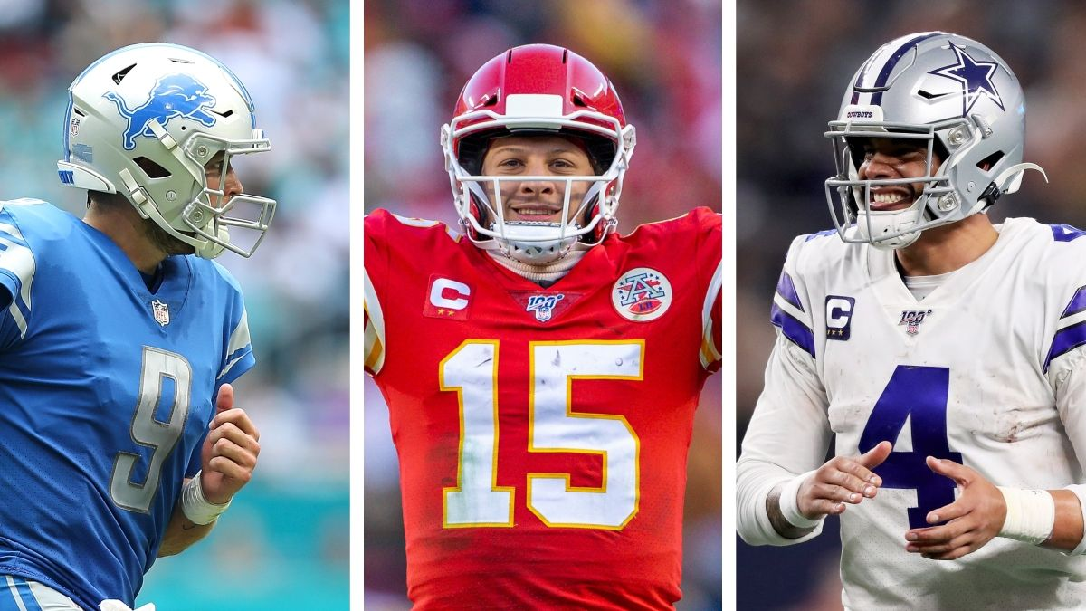 2020 Fantasy QB Tiers & Rankings: When To Draft Yours article feature image