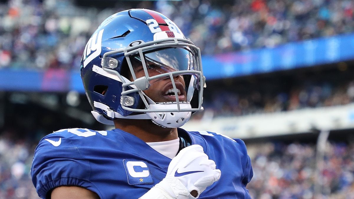 Fantasy RB Rankings: The Top-40 Running Backs for 2020 article feature image