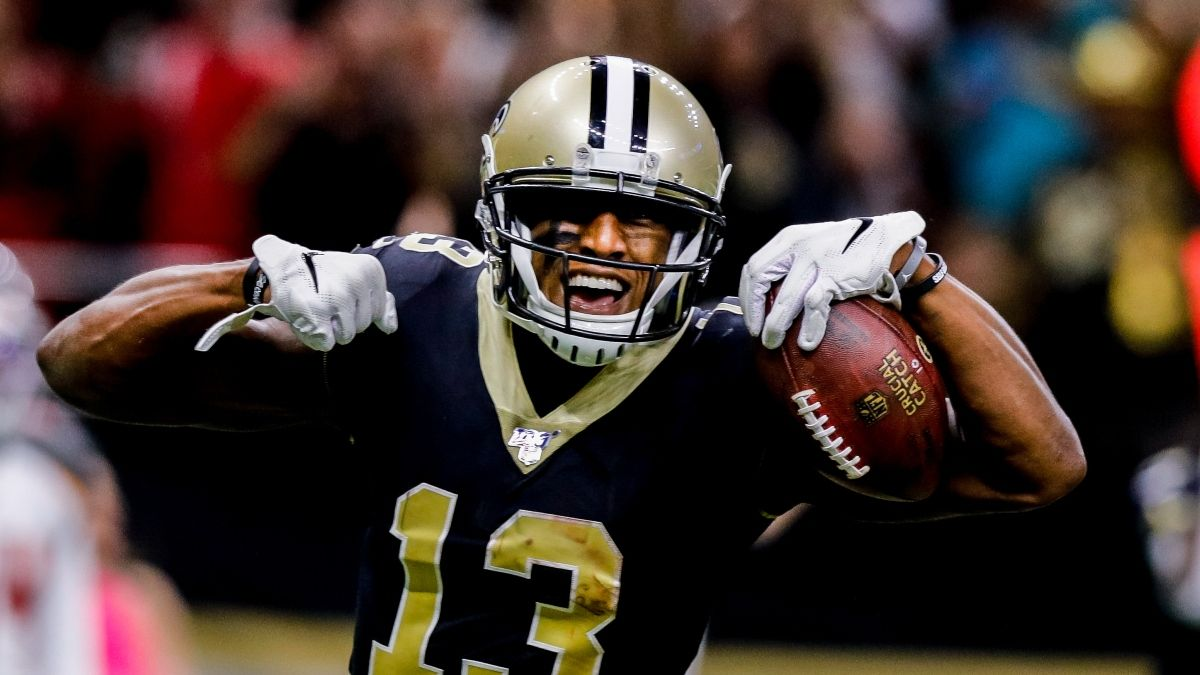 2020 Fantasy WR Tiers: How To Use These Rankings As Part of Your Draft Strategy article feature image