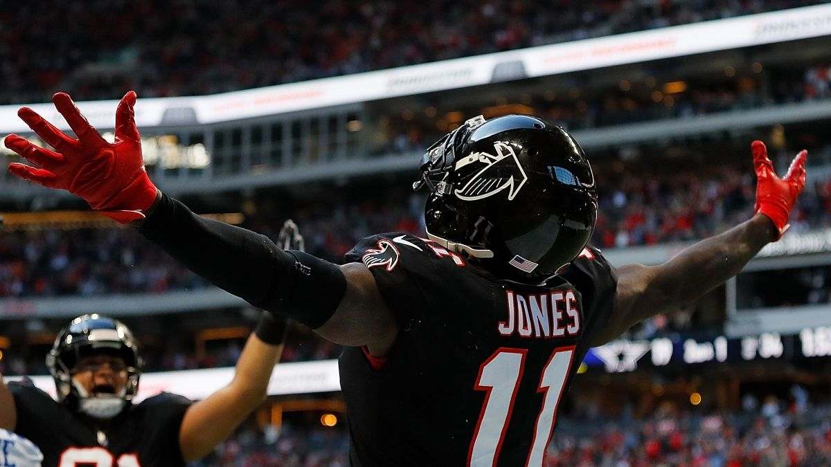 Fantasy WR Rankings: Our Top-40 Wide Receivers for 2020 Drafts article feature image