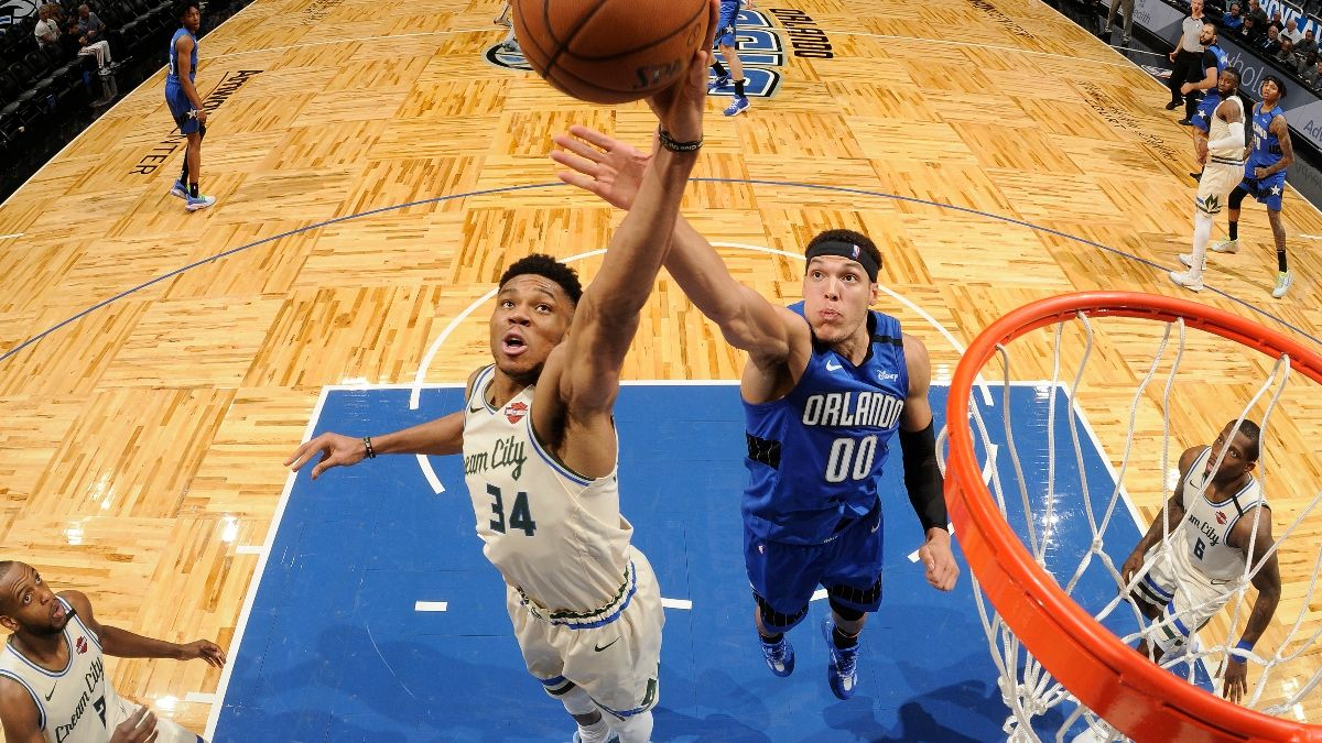 NBA Playoffs Series Odds: Bucks vs. Magic Round 1 Schedule article feature image