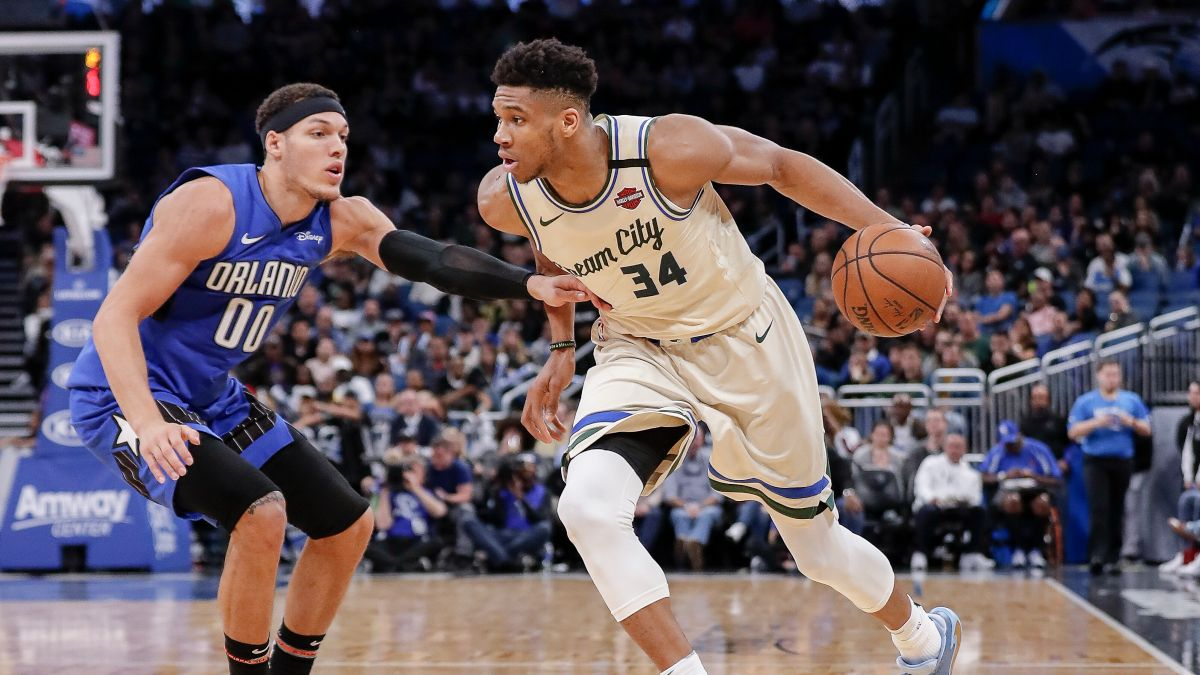 NBA Playoffs Odds, Picks & Predictions (Tuesday, August 18): Magic vs. Bucks Game 1 article feature image