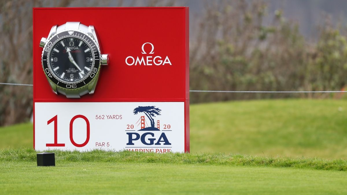 2020 PGA Championship Odds, Picks and Sleepers: Betting Cheat Sheet for TPC Harding Park article feature image