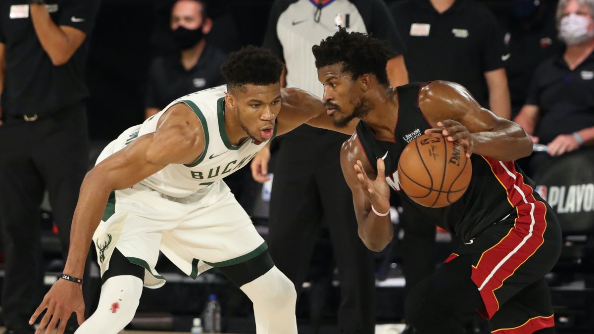 Sunday NBA Playoffs Betting Odds, Picks & Predictions: Bucks vs. Heat Game 4 (Sept. 6) article feature image
