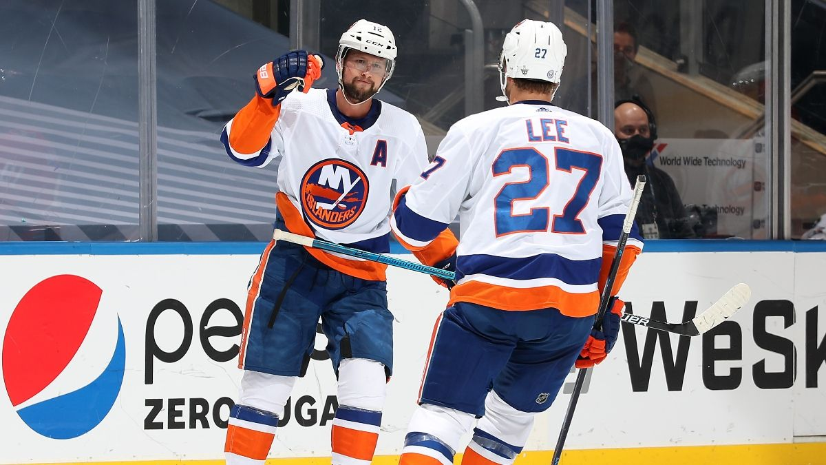 NHL Betting Odds, Picks and Predictions: Islanders vs. Flyers Game 1 Preview (Monday, August 24) article feature image
