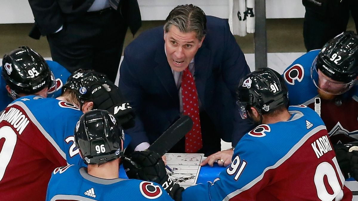 NHL Playoffs Sharp Betting Pick: Stars vs. Avalanche Game 2 (Monday, August 24) article feature image