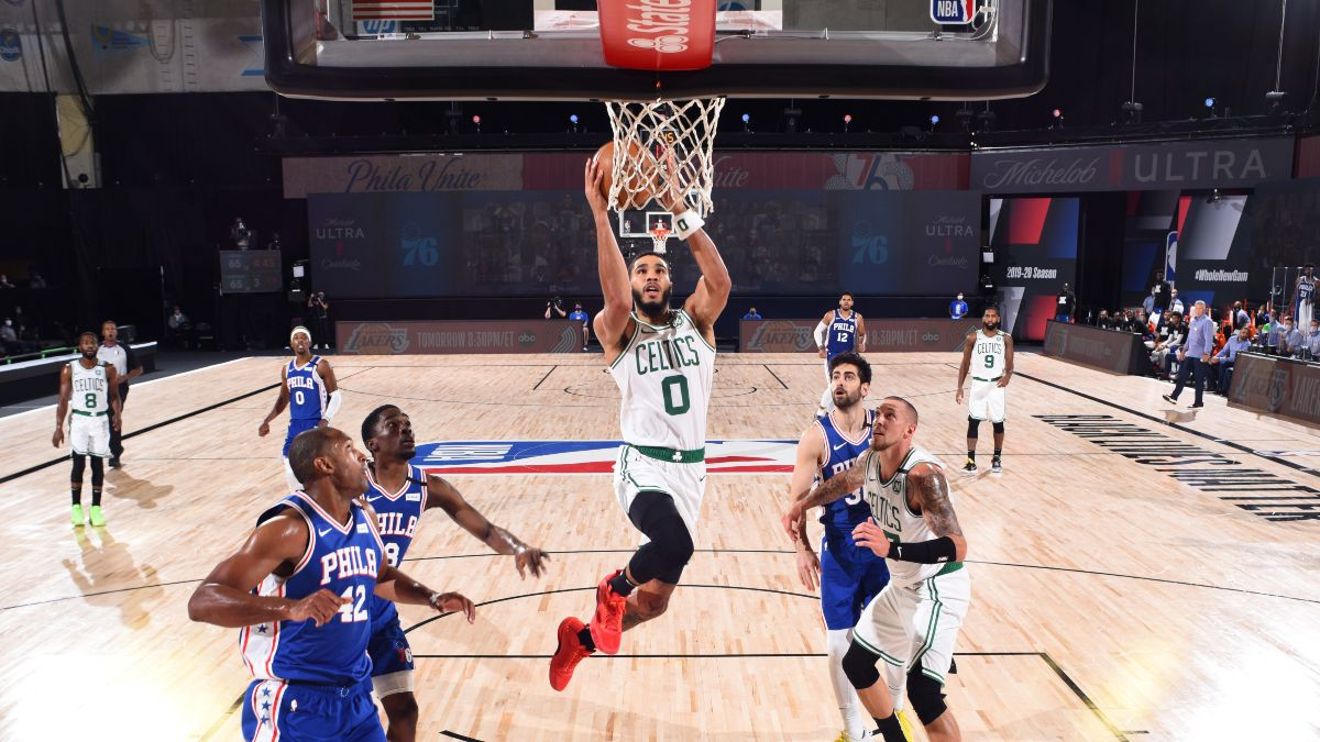 Celtics vs. 76ers Game 4 Updated Betting Odds, Picks & Predictions (Sunday, August 23) article feature image