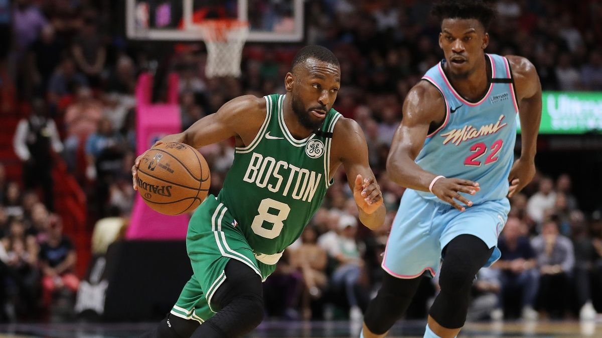 NBA Sharp Betting, System Picks (Tuesday, August 4): Celtics vs. Heat article feature image