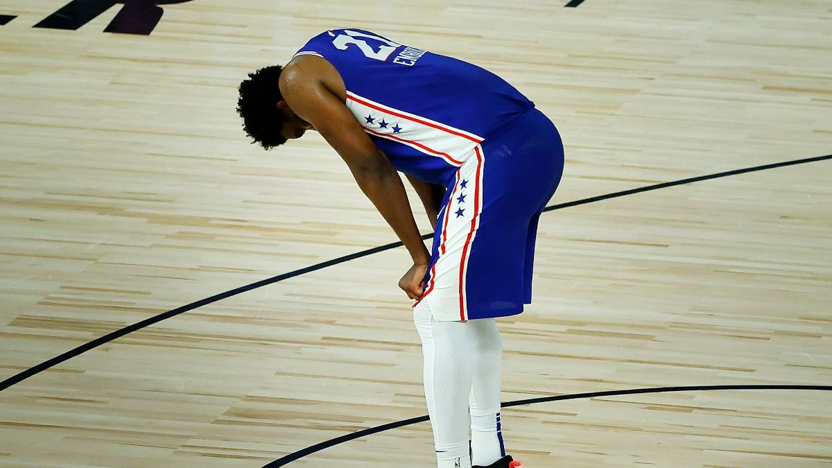 NBA Betting Odds, Picks and Predictions: Suns vs. 76ers (Tuesday, August 11) article feature image