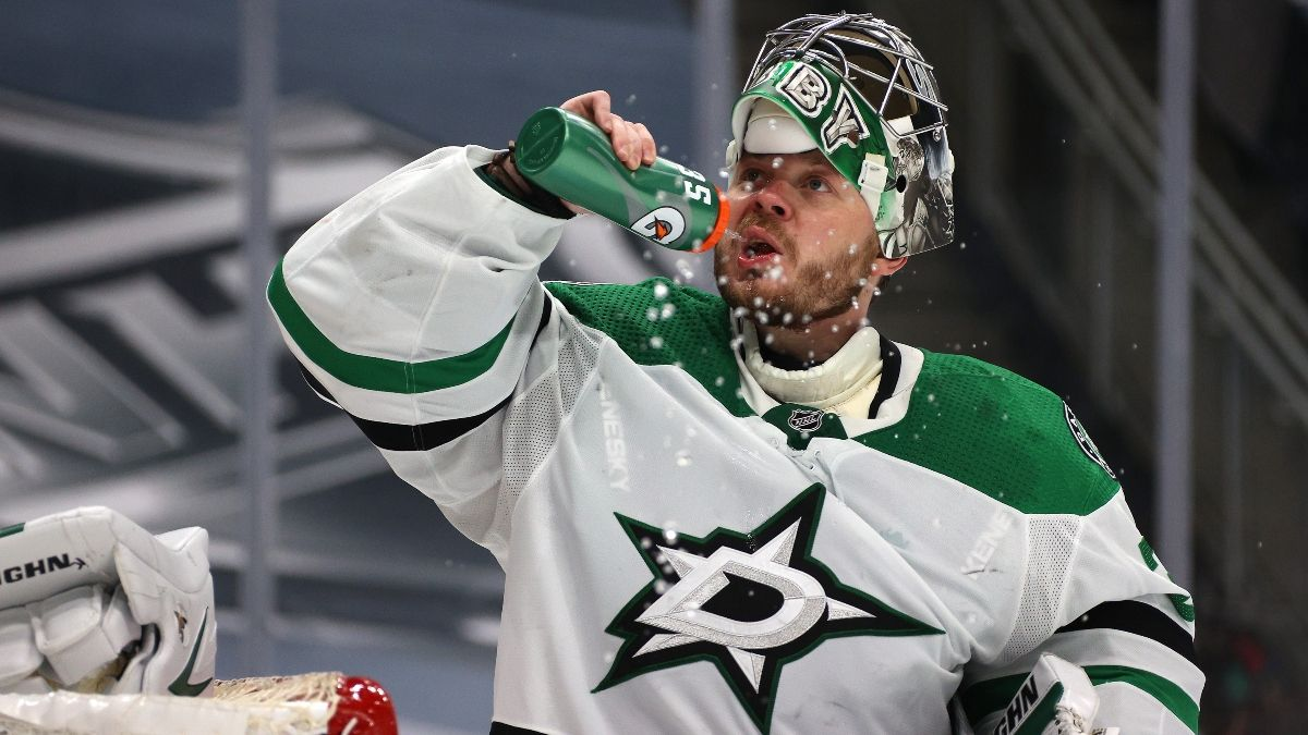 NHL Odds, Picks and Predictions (Tuesday, Aug. 11): Calgary Flames vs. Dallas Stars Game 1 Preview article feature image