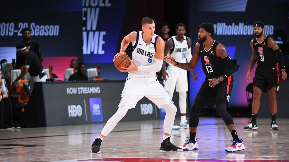 Clippers vs. Mavericks Game 3 Betting Odds, Picks & Predictions (Friday, August 21) article feature image