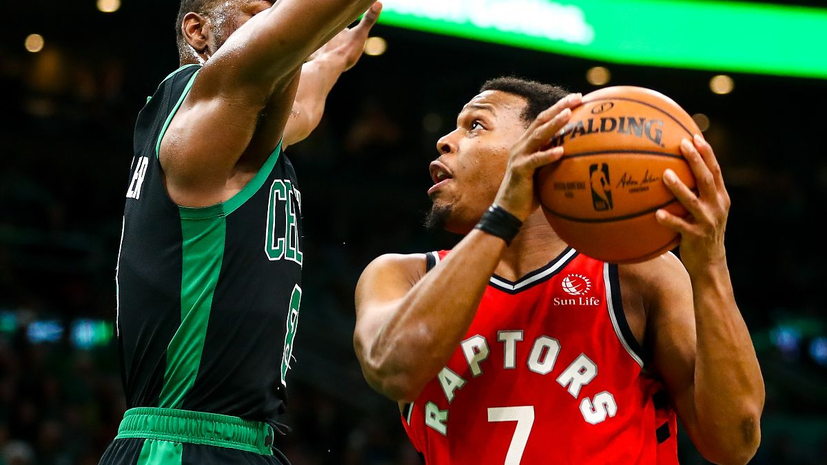 NBA Playoffs Betting Odds, Picks & Predictions: Celtics vs. Raptors Game 1 (Sunday, Aug. 30) article feature image