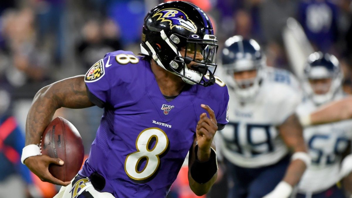 Baltimore Ravens Betting Primer: Super Bowl Odds, Win Total Pick, More article feature image