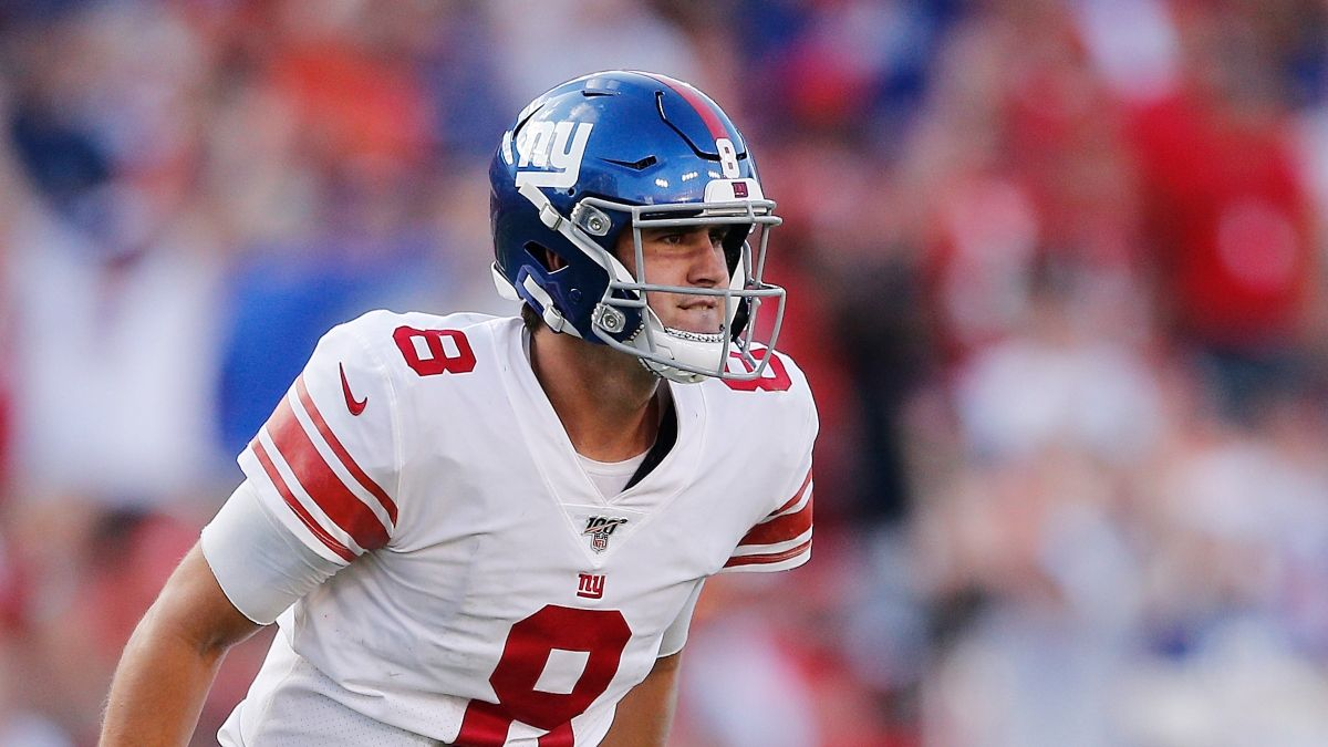 Giants vs. Bears Odds & Sports Betting Promotions for NFL Week 2: Bet $20, Win $150 if the Giants Score! article feature image