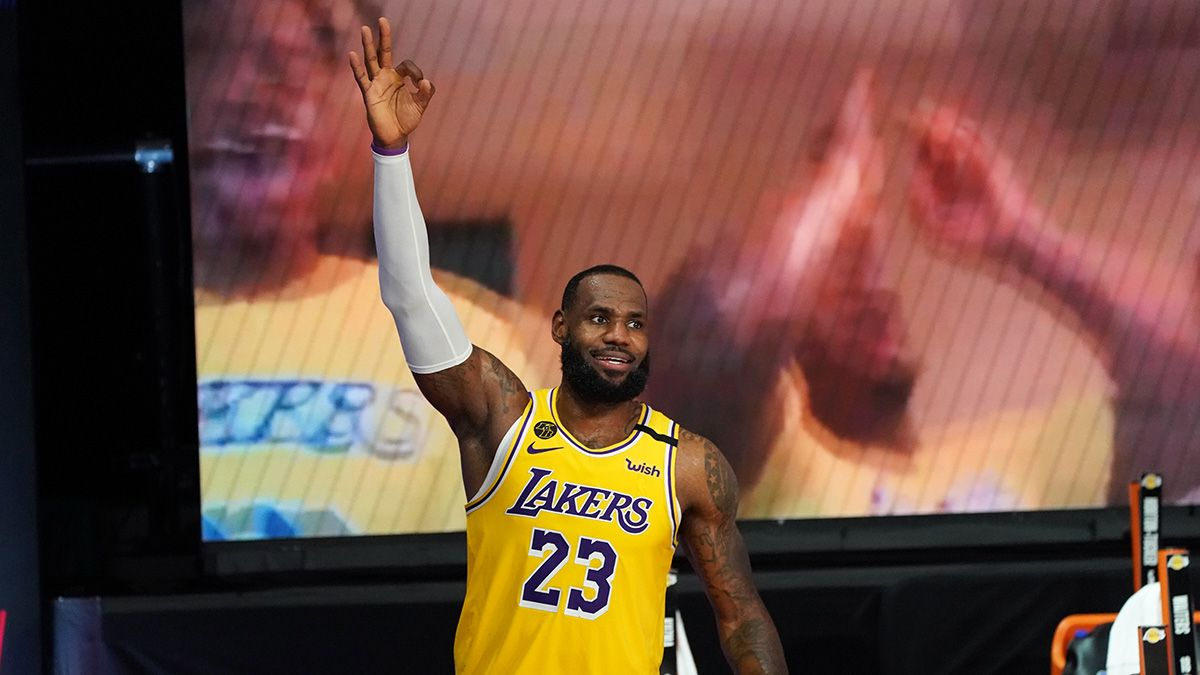 NBA Finals Promo: Bet $20, Win $125 if the Lakers Make at Least One 3-Pointer article feature image