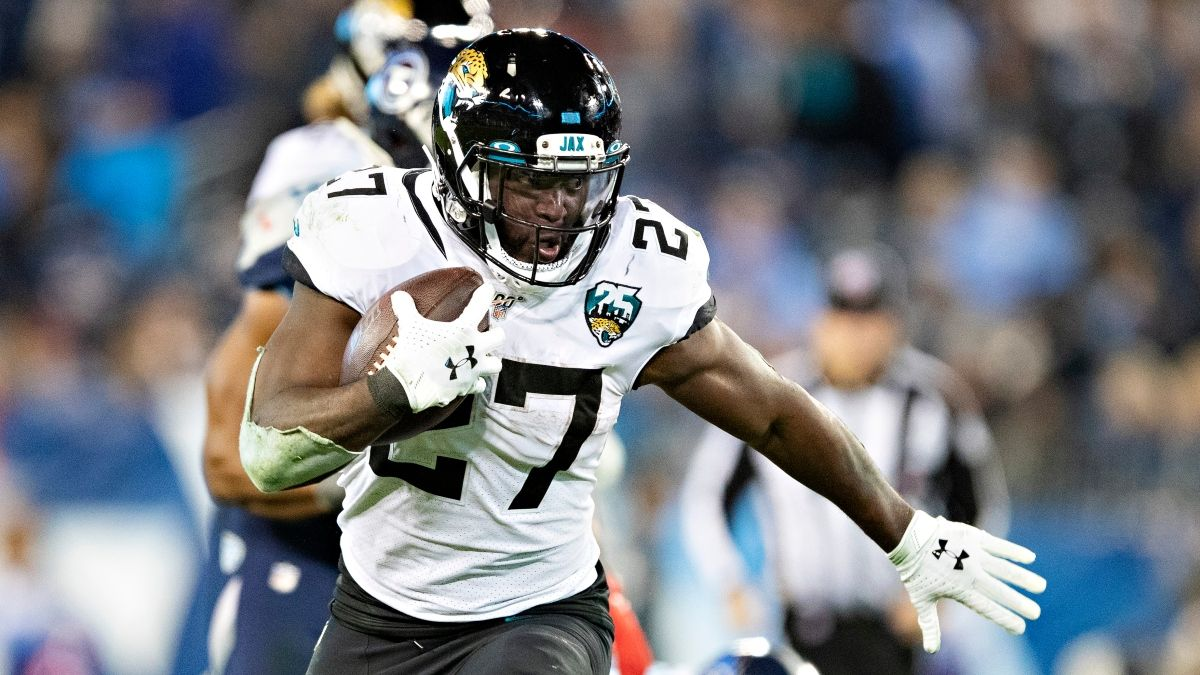 Leonard Fournette's Release Moves Week 1 Odds & Creates Betting Value On Colts vs. Jaguars article feature image