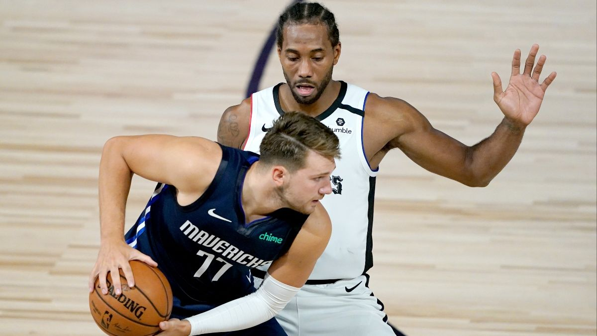 Clippers vs. Mavericks Odds, Picks & Promotions: Bet $10, Win $250 on Either Side of the Moneyline on Friday! article feature image