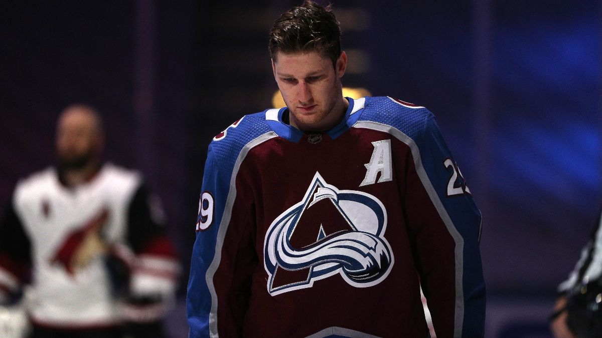 Stars vs. Avalanche Odds & Pick: Sell High on Colorado for Game 1 article feature image