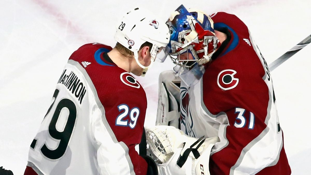 Avalanche vs. Coyotes Odds & Pick: Bet on Another Colorado Rout In Game 5 article feature image