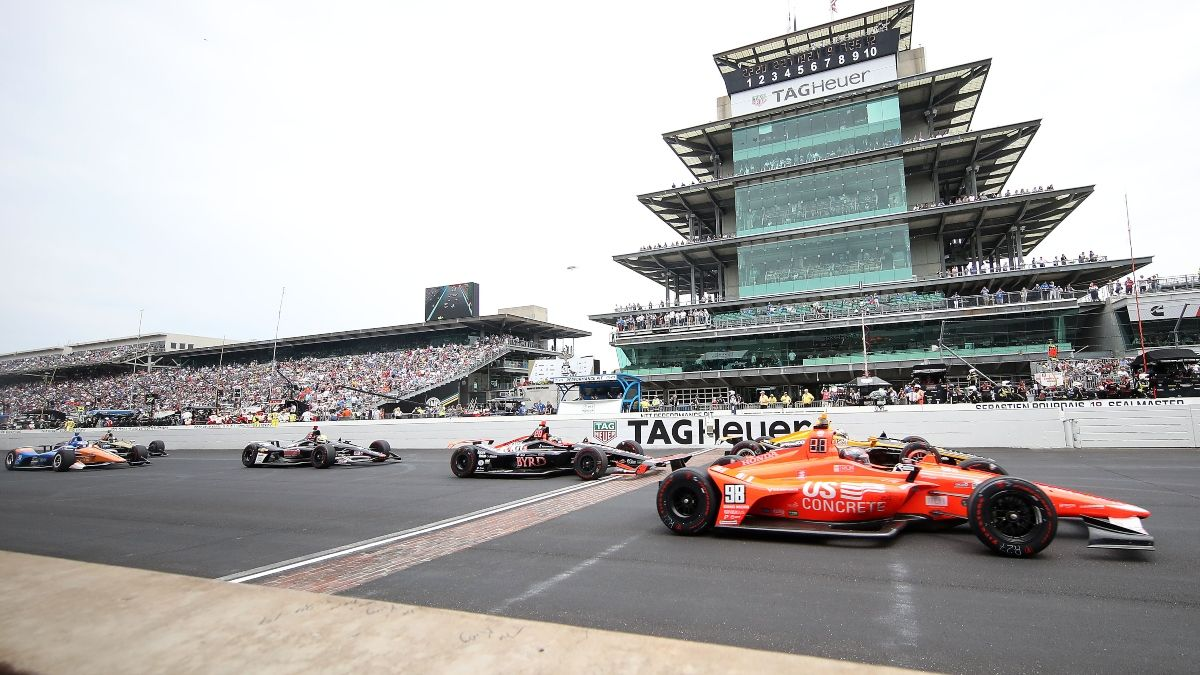 Updated Indy 500 Odds: Marco Andretti 8-1 to Win at the Brickyard (Sunday, August 23) article feature image