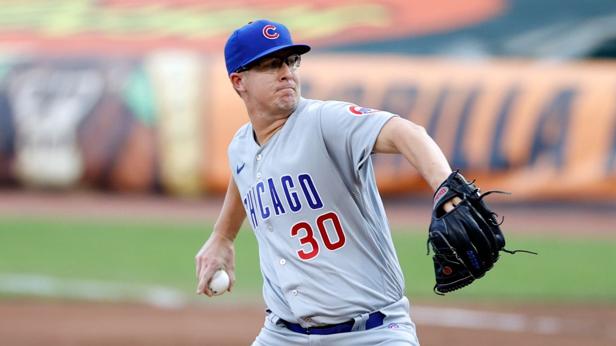 MLB Odds, Picks and Predictions: Chicago Cubs vs. Detroit Tigers (Monday, Aug. 24) article feature image