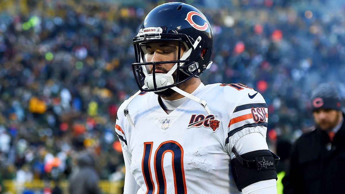 NFL Win Totals: Eagles, Bears and Panthers Are the Best NFC Over/Under Bets for 2020 article feature image
