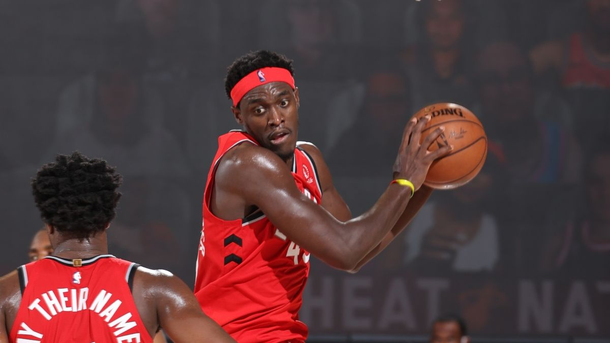 Wednesday NBA Props: How to Bet Pascal Siakam's Rebounds, Daniel Theis' Assists, More article feature image