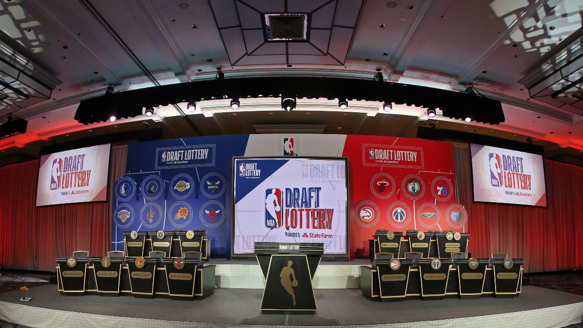 2020 NBA Draft Lottery Odds: Cavaliers, Warriors, Timberwolves Have Best Chance At No. 1 article feature image
