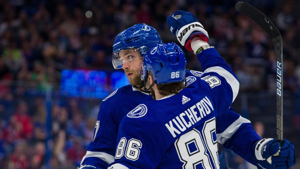 Lightning vs. Bruins Odds & Pick: Take Advantage Of The Rare Underdog article feature image