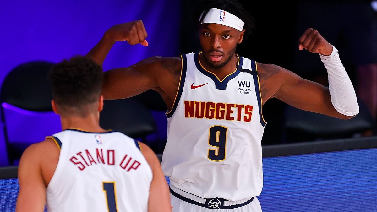 Jazz vs. Nuggets Odds & Pick (Saturday, August 8): Value on Denver in a Near Coin-Flip article feature image