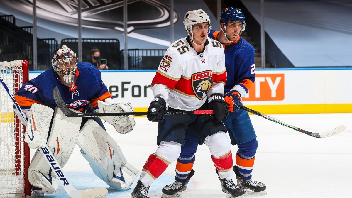 Friday NHL Betting Odds, Picks & Predictions: Panthers vs. Islanders Game 4 Preview (August 7) article feature image