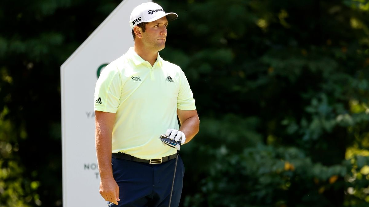 BMW Championship Picks: Why We're Betting Jon Rahm and Daniel Berger to Win Outright article feature image