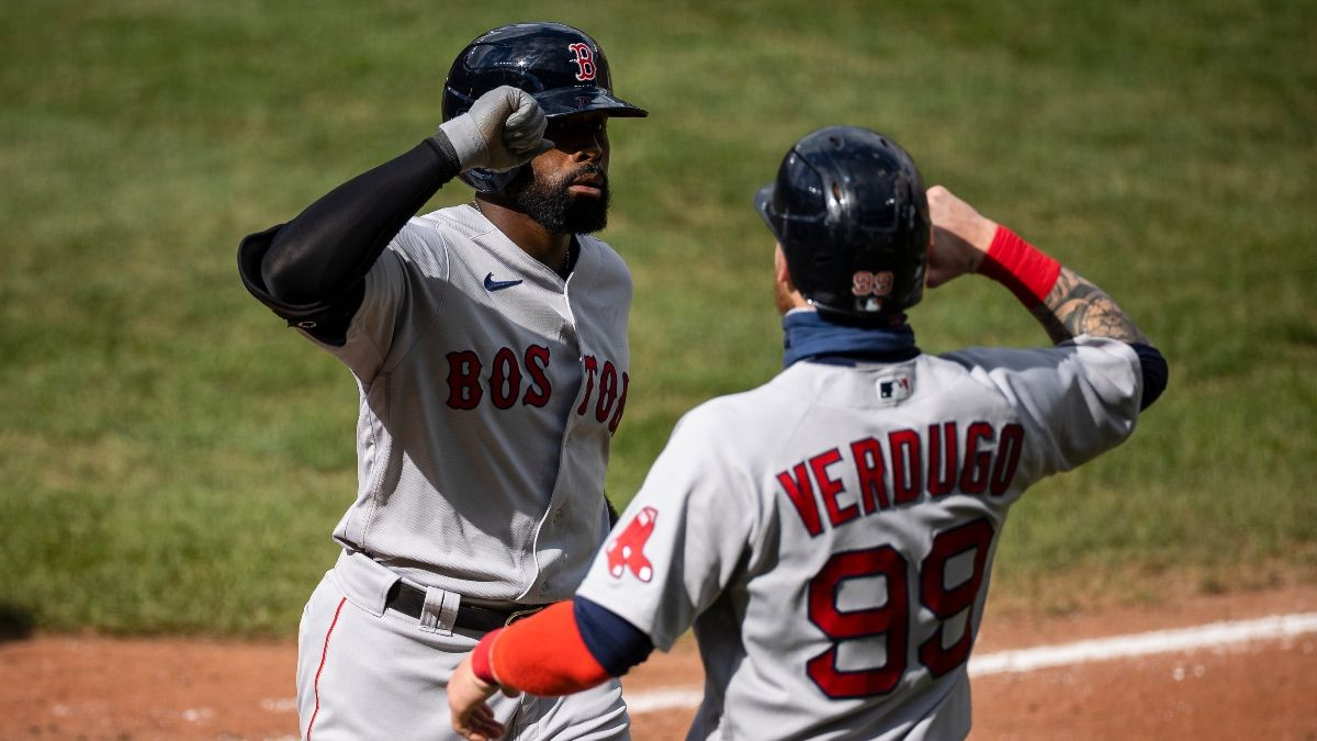 Tuesday MLB Betting Picks: Best Bets for Red Sox vs. Blue Jays, Pirates vs. White Sox and More (Aug. 25) article feature image