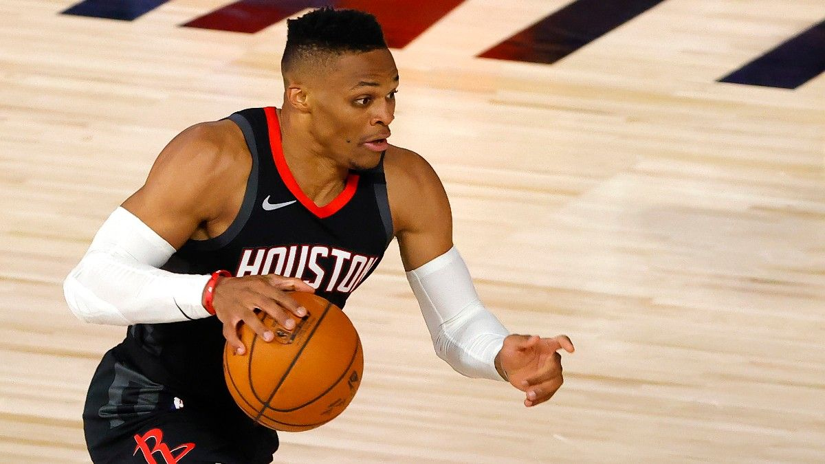 NBA Player Prop Bets & Picks: Expect Low Scoring From Russell Westbrook (Wednesday, Sept. 2) article feature image