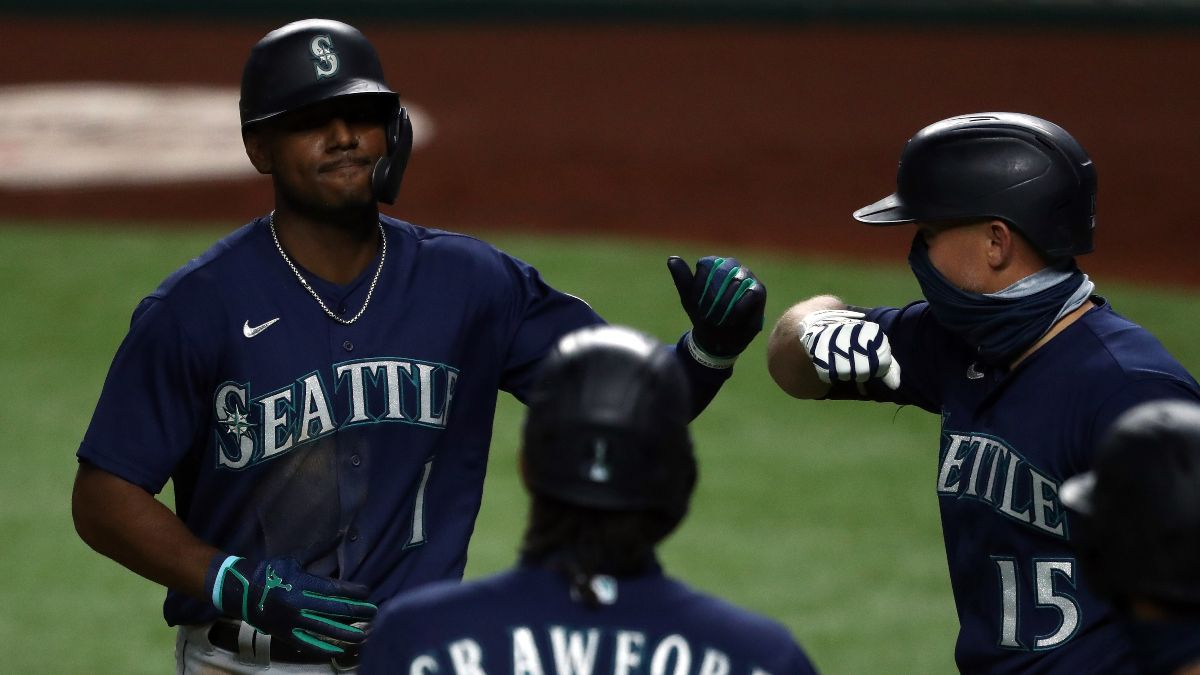 Tuesday MLB Picks: How We're Betting Mariners vs. Rangers, Angels vs. A's, More article feature image