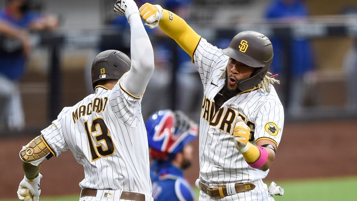 Friday MLB Sharp Betting Picks: Athletics vs. Angels, Astros vs. Padres (August 21) article feature image