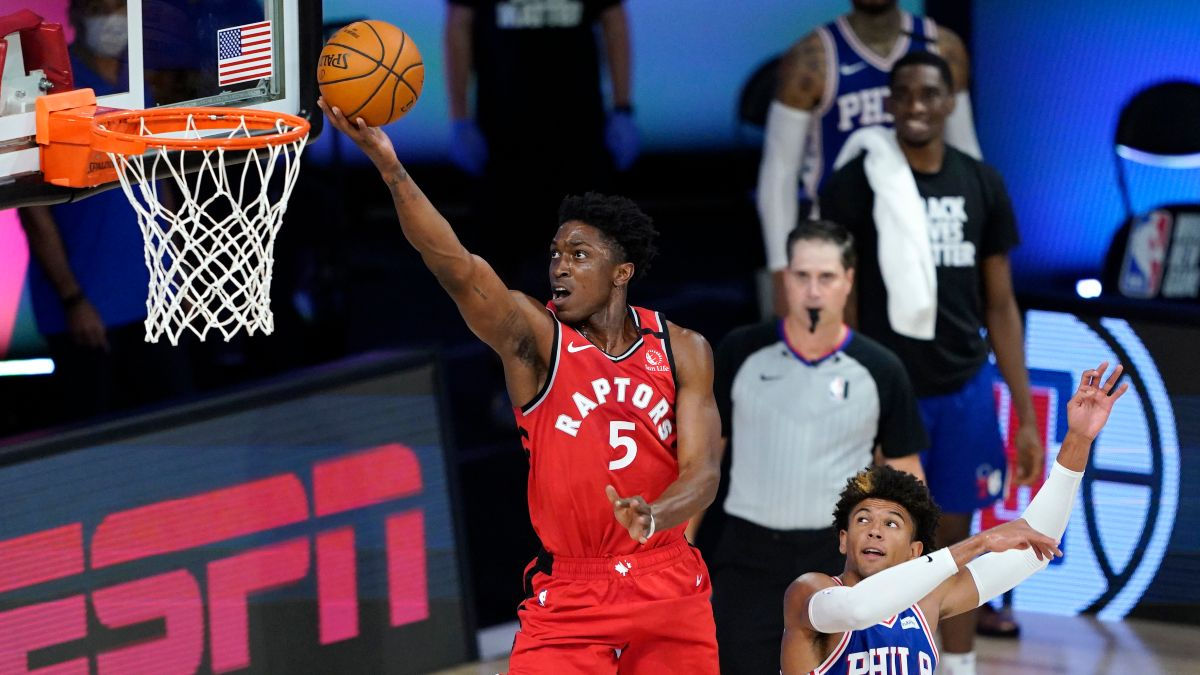 Nuggets vs. Raptors Odds & Pick (Friday, Aug. 14): Bet on Toronto's Winning Mentality article feature image