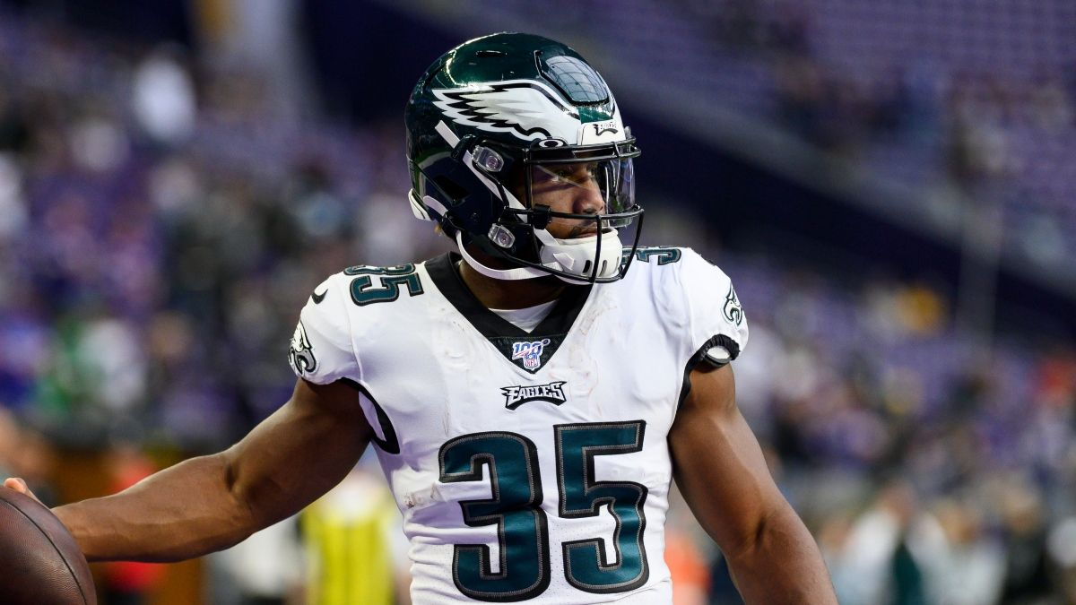 Koerner's Latest Undervalued Upside Ratings For Fantasy RBs article feature image