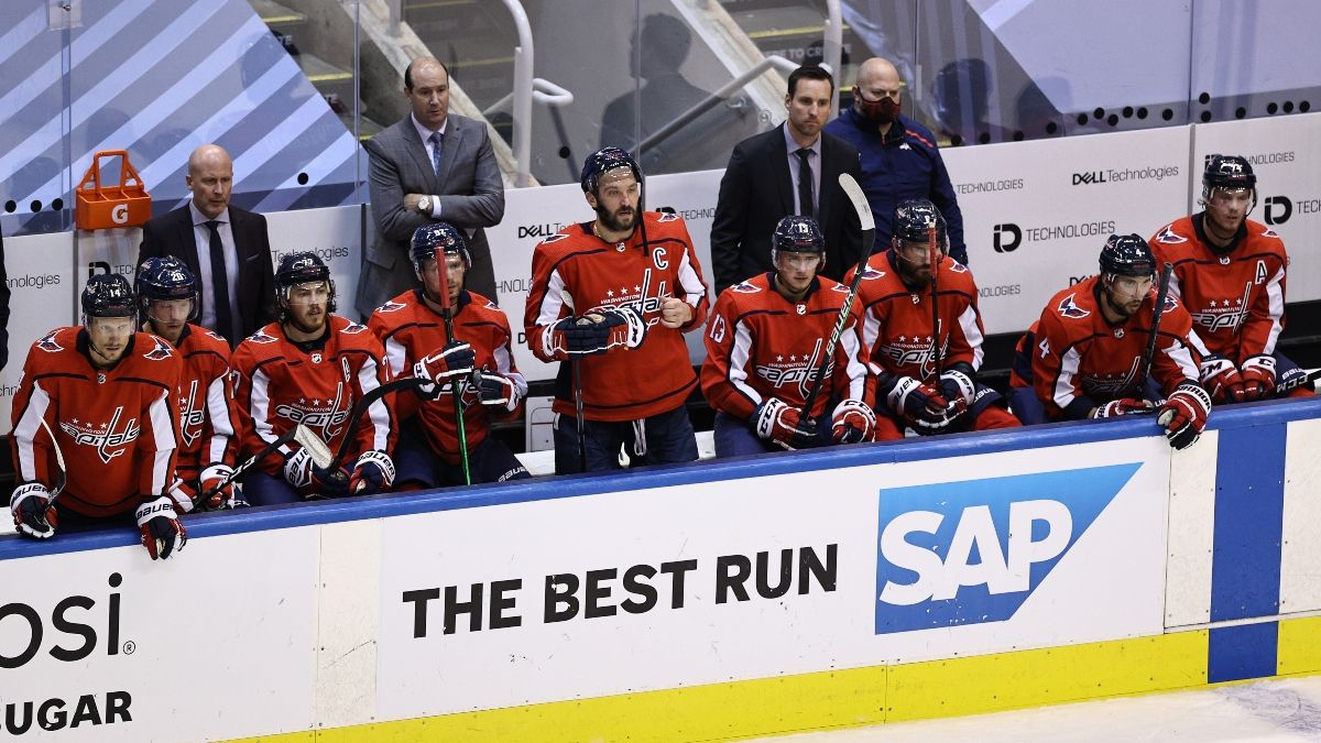 Islanders vs. Capitals Game 3 Odds & Pick (Sunday, Aug. 16): Bet on Washington to Bounce Back article feature image