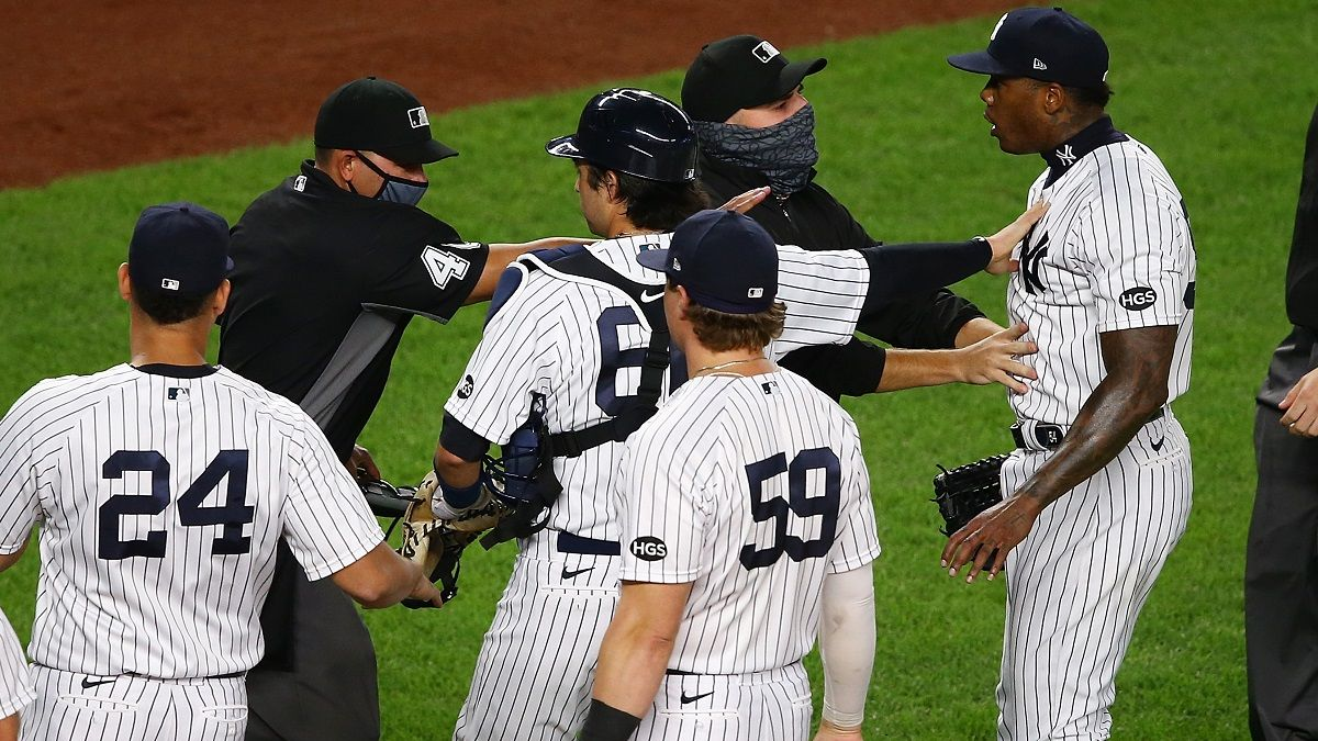MLB Odds, Picks & Predictions: Tampa Bay Rays vs. New York Yankees (Wednesday, Sept. 2) article feature image
