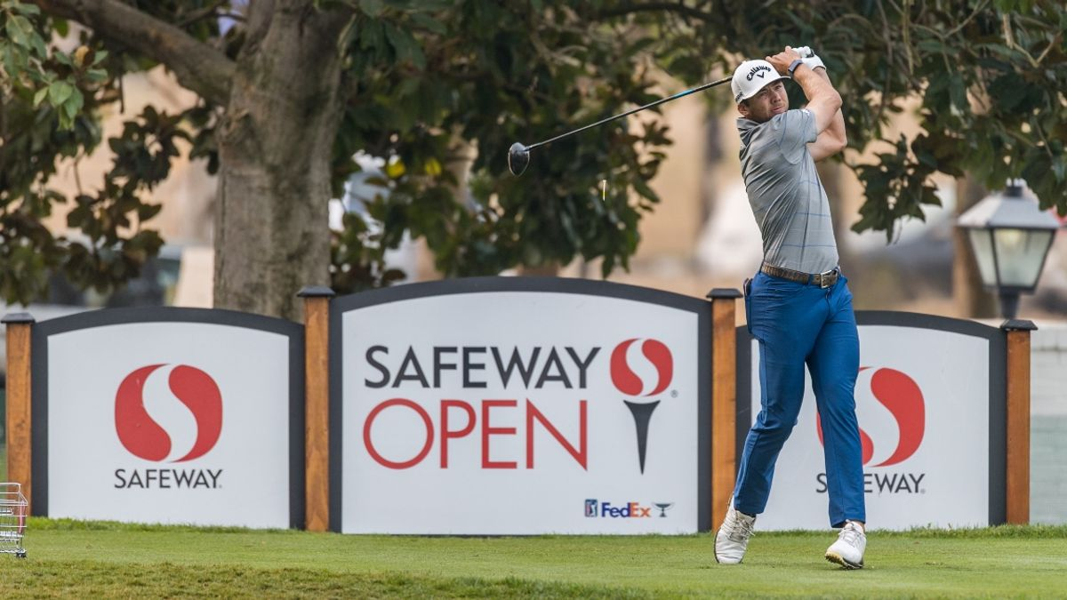 Safeway Open Round 3 Buys & Fades Using Strokes Gained Data article feature image